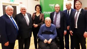 Three new faces on FF Granard MD ticket