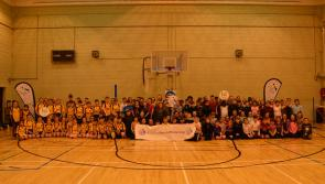Longford Sports Partnership Sports Hall Athletics Competition 2019