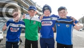 GALLERY: Laois fans make the trip to Croke Park for Division 3 Football final