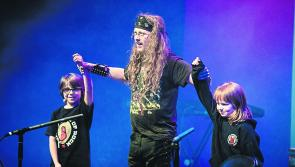 Longford School of Rock wow crowds with epic performances