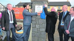 €6.7m Lanesboro housing scheme opens it doors