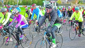 The memory of Longford's Terry McCormack lives on as hundreds take part in memorial cycle