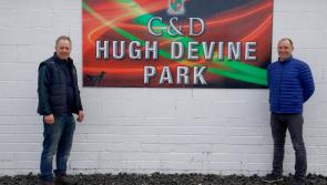 Hugh Devine park renamed  in C&D sponsorship deal