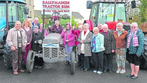 Ballymahon tractor run postponed due to Covid-19 concerns