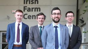 Carrigallen man has been elected North West vice president in the recent Macra na Feirme elections