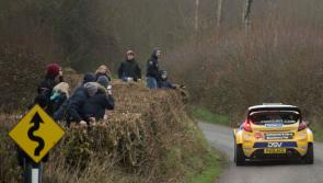 Highlights of Midland Moto Stages rally in Longford to feature on TG4