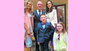 Public appeal as Longford community set to rally together in a 'A Night for Nicky'