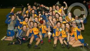 Longford girls win the Leinster U-14 'C' football title