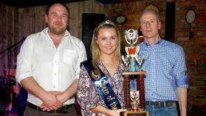GALLERY| Eimear retains Queen of the plough crown  in Bunlahy