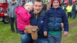 Gallery| Tractor run in aid of Ballymahon Day Care centre