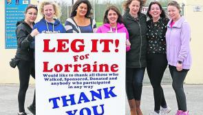 Brave Dromard mum 'amazed' by Leg it for Lorraine support