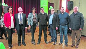 Murphy talks up need to underpin community ties at north Longford election launch