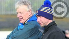 Longford U-17 side in Leinster minor championship action against Westmeath