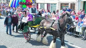 Granard blessed with blue skies and sunshine for fabulous Easter parade