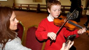 Longford Leader gallery: Entertainment in full flow in Abbeylara at Longford School Scór