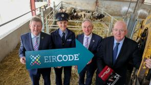Longfordfarmers, householders and business owners urged to use  Eircode system to combat crime
