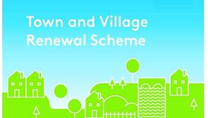 Funding available for local projects as details of Town and Village Renewal Scheme announced