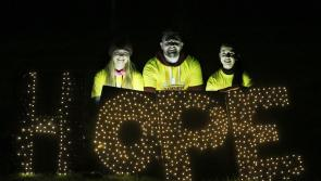 Over 1,000 Longfordians show their support to Darkness into Light in 2018