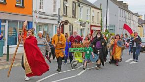 Longford's Táin March to celebrate Ireland's warrior women