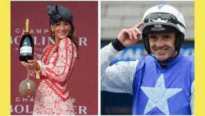 Champagne corks pop for stylish Longford lady as top jockey Ruby Walsh retires following Coral Punchestown Gold Cup triumph