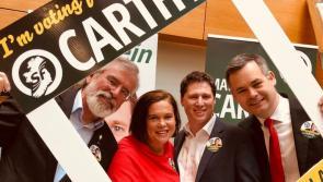 Sinn Féin's Matt Carthy officially launches EU Election campaign