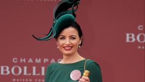 Stylish midwife scoops best dressed on day three of Punchestown Festival