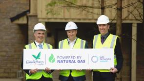 Natural Gas now powering Center Parcs in Longford