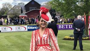 Breaking: Longford woman crowned Punchestown's best dressed lady 2019
