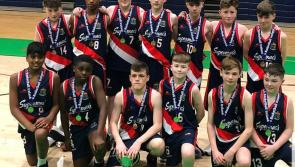 All-Ireland basketball glory for Mercy Ballymahon