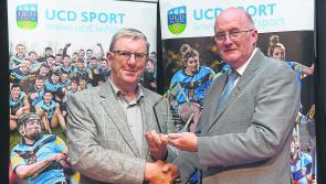 GAA President John Horan and Minister Shane Ross pay tribute to the late Eugene McGee, a 'giant of gaelic football'