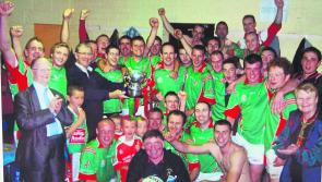 Eugene McGee's inspirational pep talk helped Colmcille win their first Longford senior football title in half a century