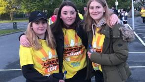 Longford shows it cares as hundreds walk from Darkness Into Light