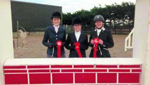 National success for Kenagh's Mosstown Riding Club