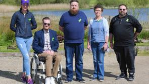 Help break the stigma and walk and talk at Leebeen Park