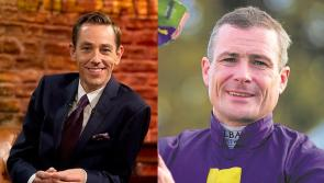 Champion  jockey Pat Smullen among the guests on Friday's Late Late Show