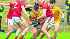No respite as Mayo swamp Leitrim minors in second half
