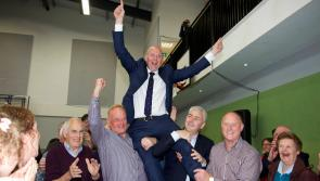 Fine Gael's Paul Ross tops Ballymahon municipal district poll on first count