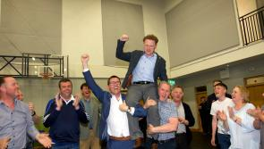 Murtagh and Reilly elected to complete Granard MD election count