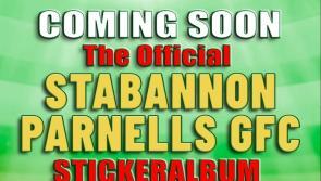 Stabannon Parnells to launch GAA sticker album
