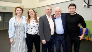 Cllrs Cahill, O'Toole, Murray & Farrell nab final four seats in Ballymahon MD