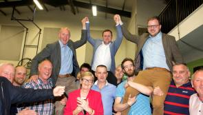 Recount was cause for delay in Ballymahon with proceedings stretching into late Tuesday night