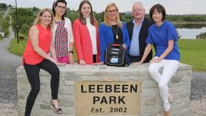 GALLERY| Roving Leader - Teamwork and community spirit secures 7 new defibrillators for Colmcille