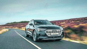 Audi sales event at Audi Athlone
