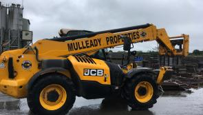 Great news for Longford company as stolen JCB recovered in Germany