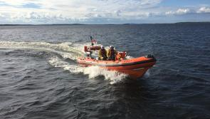 Lough Ree RNLI assist in search for missing person