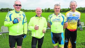 Longford Leader gallery: Ninth annual Glenn Brady memorial cycle raises funds for Lus na Gréine FRC
