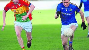 Mullinalaghta duo McGivney and Fox blast home the goals as Longford overcome Carlow with ease