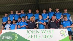 Hail the double champions! Longford Slashers put John West Féile na nGael All-Ireland hurling titles back-to-back