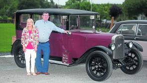 Longford Leader gallery: Streete set for top class Vintage Day