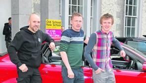 Longford 'gears' up for Old School New School Motor show